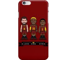 VICTRS - The Big 3 iPhone Case/Skin