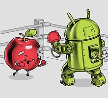 Fruit Vs. Robot by Santiago Sarquis