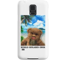 BUNGLE+BINLADEN=EWOK Samsung Galaxy Case/Skin