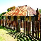 Beyers Cottage - Hill End by Marilyn Harris
