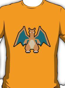 Pokévector: Charizard T-Shirt