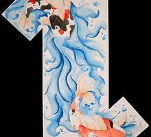 Flowing Fish by SakanaArts