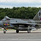 English Electric Lightning  by PhilEAF92