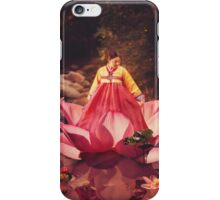 Cheong (Oriental Folklores #2) iPhone Case/Skin