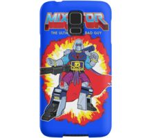 MIXATOR, The Ultimate 80s Bad Guy! Samsung Galaxy Case/Skin