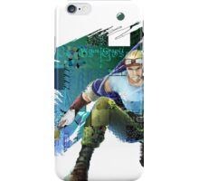 Cid Highwind Grid Artwork and Logo iPhone Case/Skin