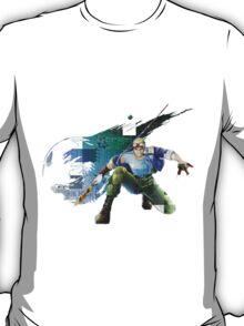 Cid Highwind Grid Artwork and Logo T-Shirt