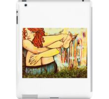 Footloose iPad Case/Skin