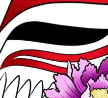 Ichigo's mask Sticker