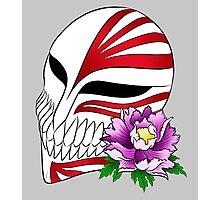 Ichigo's mask Photographic Print