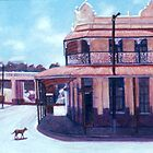 The Old Colonial Hotel - South Brisbane by Cary McAulay