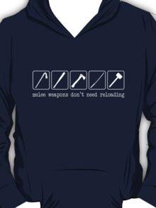 Melee Weapons - Sledgehammer T-Shirt