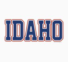 Idaho Jersey Blue by USAswagg