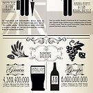 Etiquette English French Comparison Infographic by Infographics