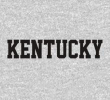 Kentucky Jersey Black by USAswagg