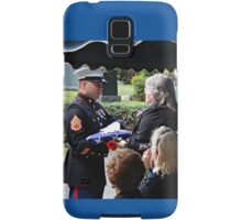 Thanking Your Father For His Service Samsung Galaxy Case/Skin