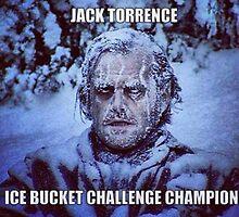 JACK TORRENCE ICE BUCKET CHALLENGE CHAMPION by CaseyCollins