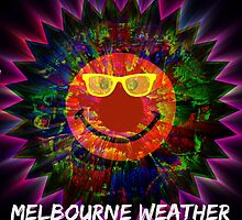 MELBOURNE WEATHER by DMEIERS
