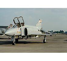 McDonnell F-4M Phantom FGR.2 XV491/F Photographic Print