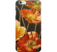 Poppies Too (for Lea Durham) iPhone Case/Skin