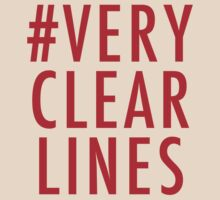 #Very Clear Lines by Hrern1313