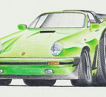 Porsche 911 Targa by Glens Graphix by GlensGraphix