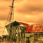 Rustic Country .. HDR Version by Michael Matthews