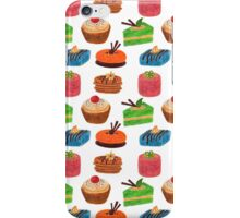 Petits Fours iPhone Case/Skin