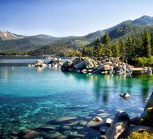 Lake Tahoe Harbor by Kathy Weaver
