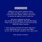 Tardis System Warning by ixrid