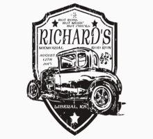 Richard's Annual Rod Run Kids Clothes