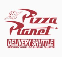 Pizza Planet Delivery Shirt T-Shirt