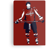 Alexander Ovechkin - Washington Capitals Metal Print