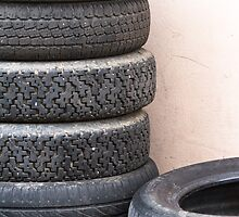old tires by spetenfia