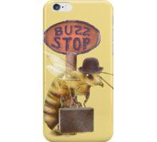 Worker Bee (option) iPhone Case/Skin