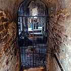 gate into the crypt by globeboater