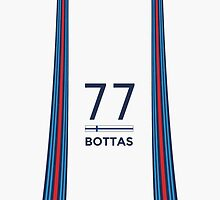 F1 2014 - #77 Bottas by loxley108