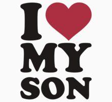 I love my son by Designzz