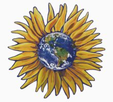 Sunflower Earth T-Shirt