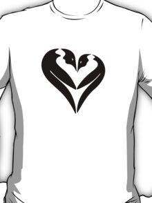 Penguin Heart T-Shirt
