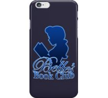 Belle's Book Club iPhone Case/Skin