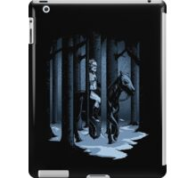 The Walker in the Woods iPad Case/Skin