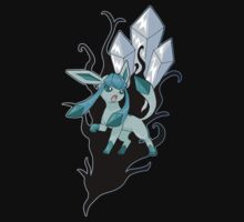 Glaceon by LadyTankStudios