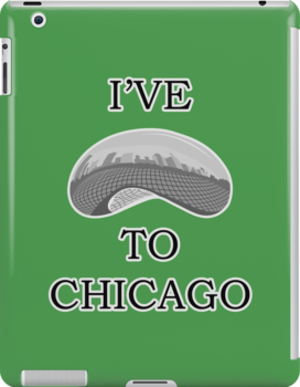I've Bean To Chicago by Turlguy