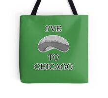 I've Bean To Chicago Tote Bag