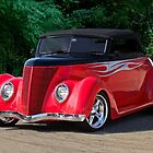 1937 Ford Cabriolet II by DaveKoontz