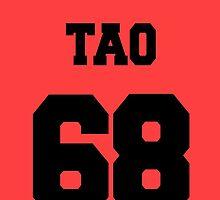 EXO:Tao- Baseball Jersey  by nomeremortal