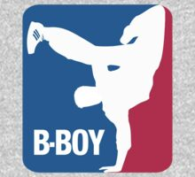 B-Boy by mrspaceman
