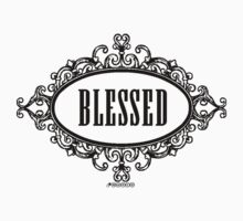 Blessed - Black by narcotist