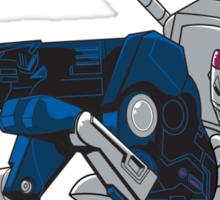 Bender and Ravage Sticker